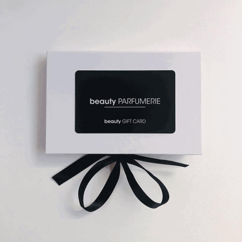 beauty gift card parfumerie